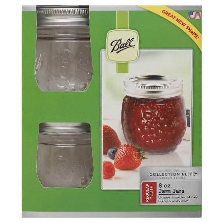 Ball Jam Jars 8 oz