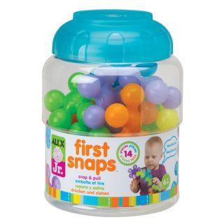 Alex Jr First Snaps