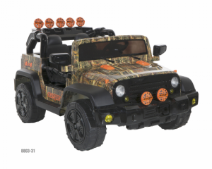Surge and Tonka battery operated ride-on toys